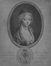 Marie Therese of Angouleme, Duchesse de Bourbon, early 19th century?