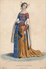 Françoise d'Amboise, Duchess of Brittany', c1840.