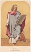 St. John', mid-late 19th century.