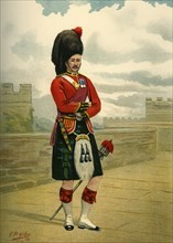 The 42nd - The Black Watch (Royal Highlanders)', 1890.