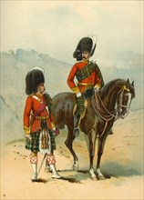 The 72nd - Seaforth Highlanders', 1890.