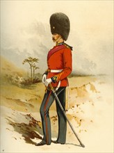 The 23rd - Royal Welsh Fusiliers', 1890.