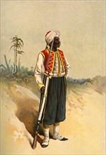 West India Regiment', 1890.