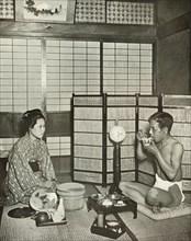 Summer Negligee at Kumamoto', 1910.