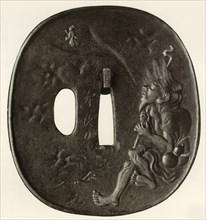 A Sennin', c1780-1860, (1910).