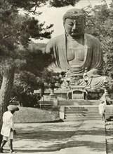 Amida, The Buddha', 1910.