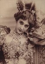 La Belle Otéro, 1890s.