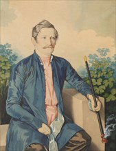Portrait of A.A. Chizhov, c. 1846.