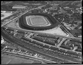 White City Stadium, Shepherd's Bush, London, 1935