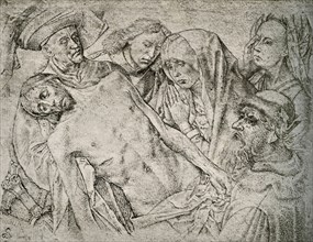 Drawing after the Deposition from the Cross', c1460-1480, (1908).