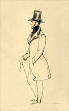 A Pembrokeshire Man - The Earl of Pembroke', c1841.