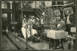 This Is The Interior Of One Of The Tsar's Distilleries.', 1901.