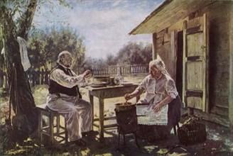 Jam-Making', 1876, (1965).