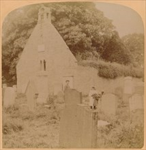 Auld Kirk, Ayr, Scotland', 1897.