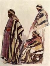 Fellah in History Dress', 1902.