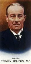 Right Hon. Stanley Baldwin, M.P.', 1927.