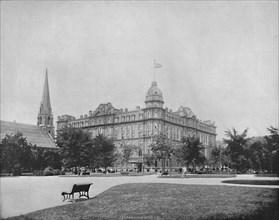 Windsor Hotel, Montreal, Canada', c1897.