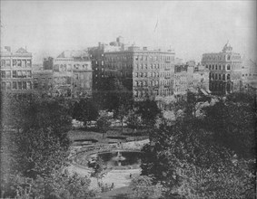 Union Square, New York', c1897.