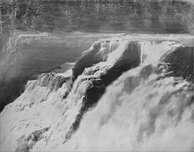 Kakabeka Falls, Lake Superior', c1897.