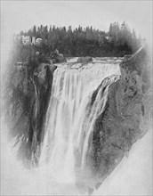 Falls of Montmorency, Quebec', c1897.