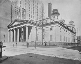 United States Mint, Philadelphia', c1897.
