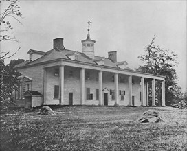 Washington's Home, Mount Vernon, Virginia', c1897.