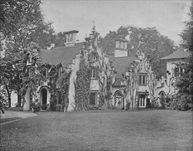 Sunnyside, Home of Washington Irving, near Tarrytown, New York', c1897.