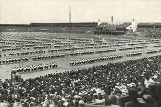 The Sokol Festival of 1938', (1947).