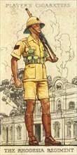 The Rhodesia Regiment', 1936.