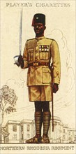The Northern Rhodesia Regiment', 1936.