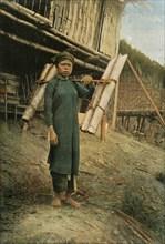 Porteuse D'Eau', (Water Carrier)', 1900.