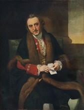 Portrait of Mr. John Maddison', 1783, (1920).