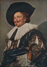 The Laughing Cavalier', 1624, (1943).