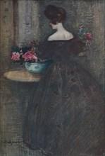 Peonies', c1887-1906, (1906).