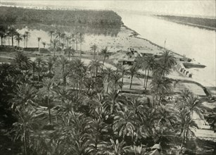 A British Position on the River Tigris', (1919).