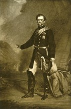 Lord Napier Of Magdala', 1860s, (1901).