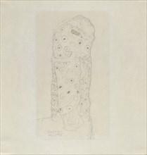 Standing Pair of Lovers, 1907-1908.