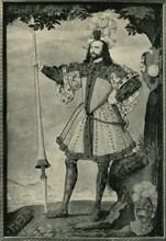George Clifford, Earl of Cumberland', c1590, (1906).