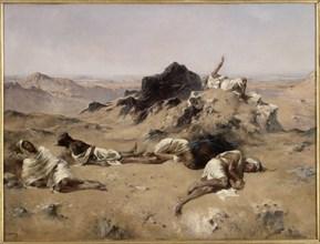 Le Pays de la Soif (The Land of Thirst), 1860s.