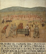 Pilgrimage of the Compagnia del Crocifisso to Loreto, First Half of 16th cen..