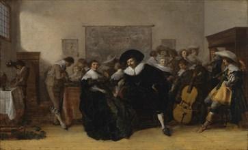 A Musical Company , 1632.