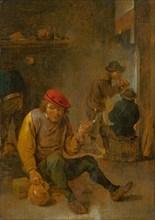 A smoker, c. 1650.