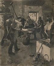 Forging the Anchor', 1892.