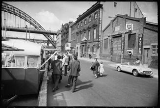 Quayside, Newcastle Upon Tyne, c1955-c1980