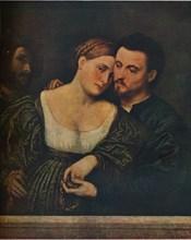The Venetian Lovers', 1525-1530, (1930).