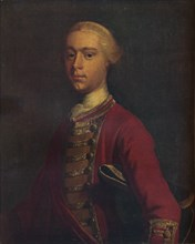 General James Wolfe (1727-1759) as a Young Man', 19th century, (1930).