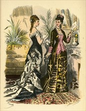 La Mode Illustree, 1878', 1943.