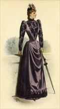 La Mode Artistique, 1890', 1943.