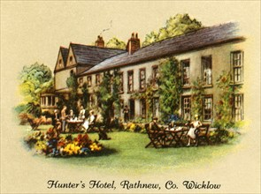 Hunter's Hotel, Rathview, Co. Wicklow', 1936.