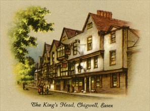 The King's Head, Chigwell, Essex', 1936.